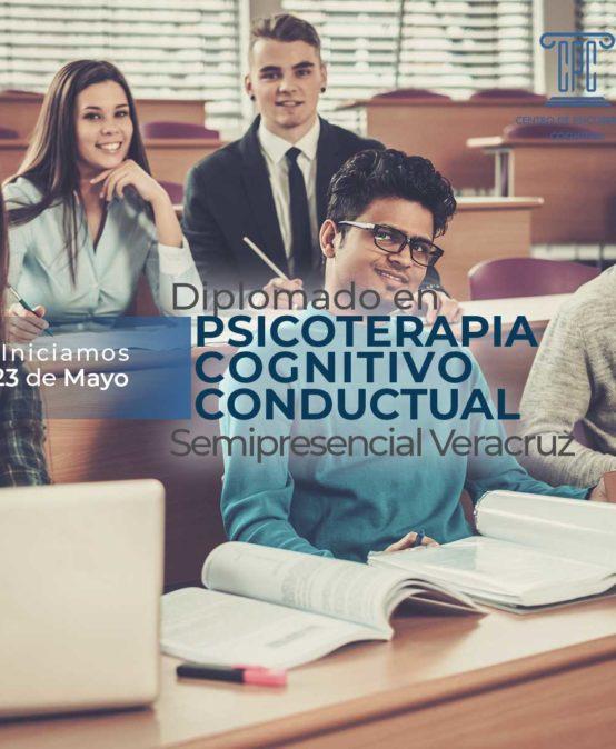 Diplomado en Psicoterapia Cognitivo Conductual en Veracruz