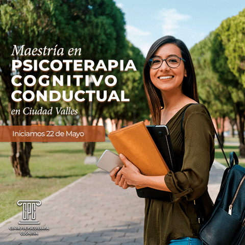 Maestría en Psicoterapia Cognitivo Conductual en Ciudad Valles